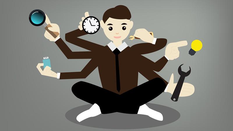 Funktioniert Multitasking?